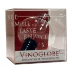 Vinoglobe Decanter & Wineserver